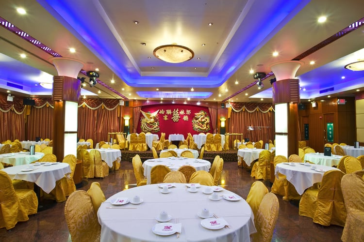 Restaurante Golden Unicorn de Chinatown em Nova York