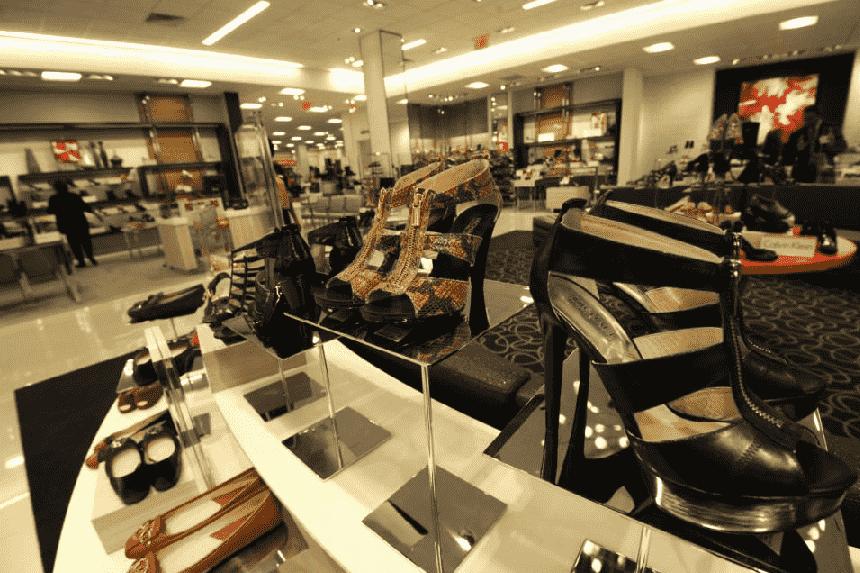 Loja Macy's em Nova York