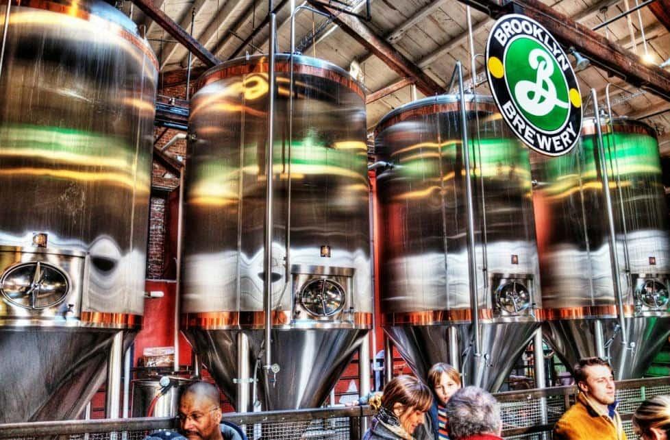 Brooklyn Brewery Nova York