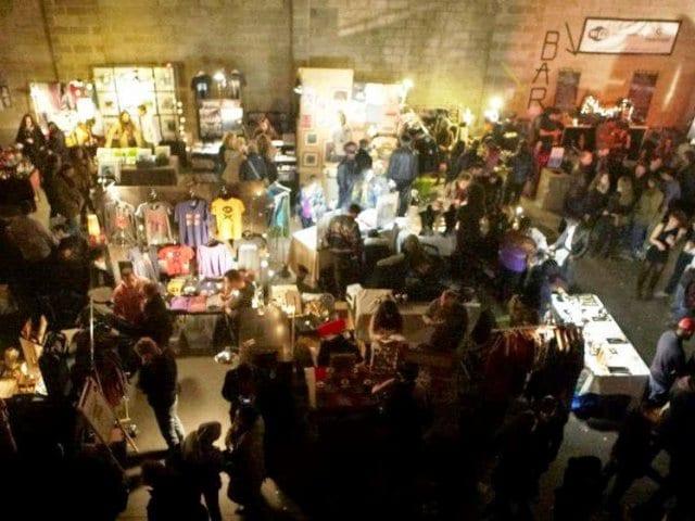 Brooklyn Night Bazaar em Nova York