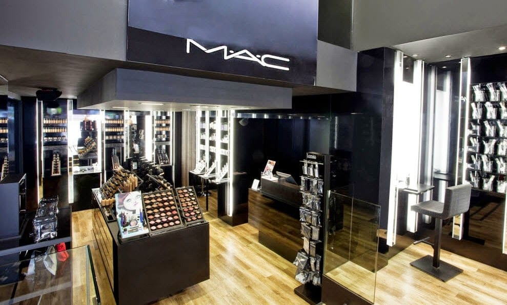 Loja MAC Maquiagem New York