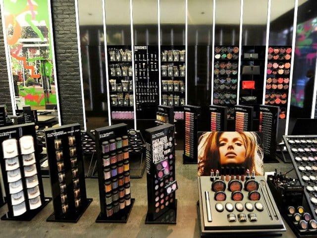 Lojas da M.A.C em Nova York
