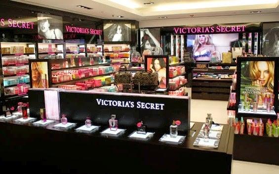 Victoria Secret Nova York Cosmeticos