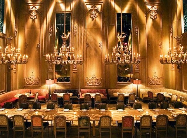 Restaurante Oriental Buddakan em Nova York