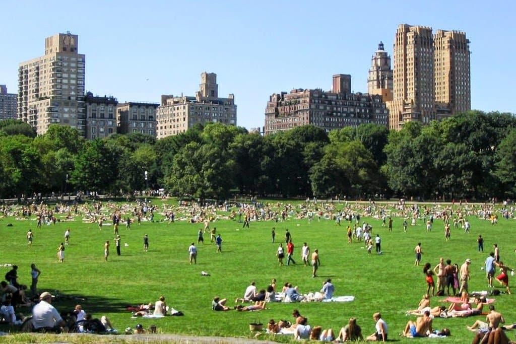 Pontos turísticos em Nova York: Central Park