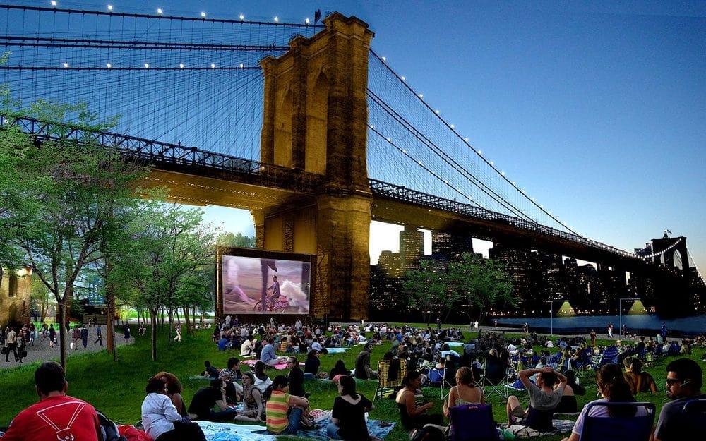 Brooklyn Bridge Park em Nova York