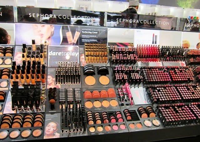 Onde comprar maquiagens em Nova York