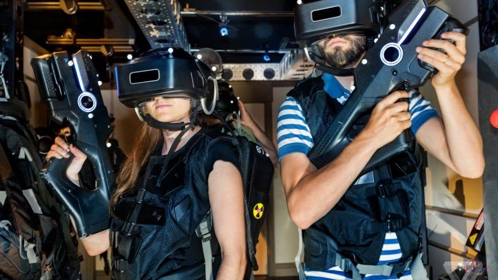 Ghostbusters Dimension Experience - Madame Tussauds em Nova York