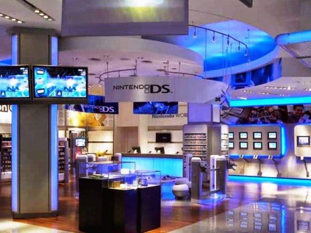 Loja Nintendo World em Nova York | Jogos e video games