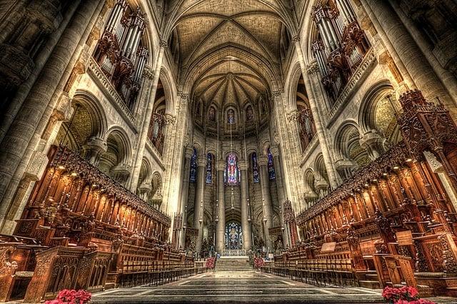 Catedral de São João em Nova York
