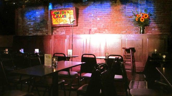 The Comedy Cellar em Nova York