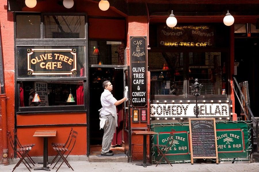 The Comedy Cellar em Nova York | Stand up e comédia
