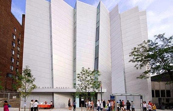 Museu de Arte do Bronx New York