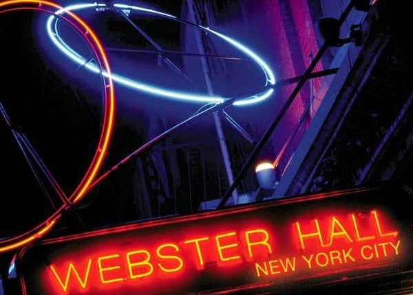 Webster Hall Nightclub em Nova York