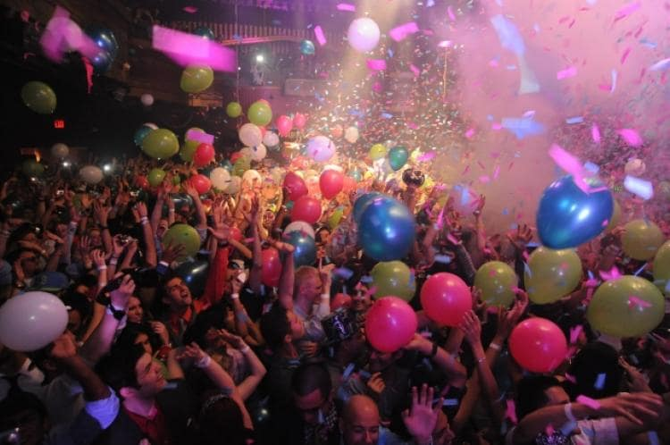 Webster Hall - Happy New Year