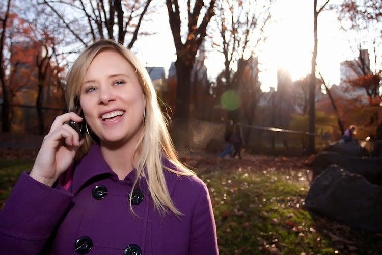 Como usar o celular à vontade em Nova York