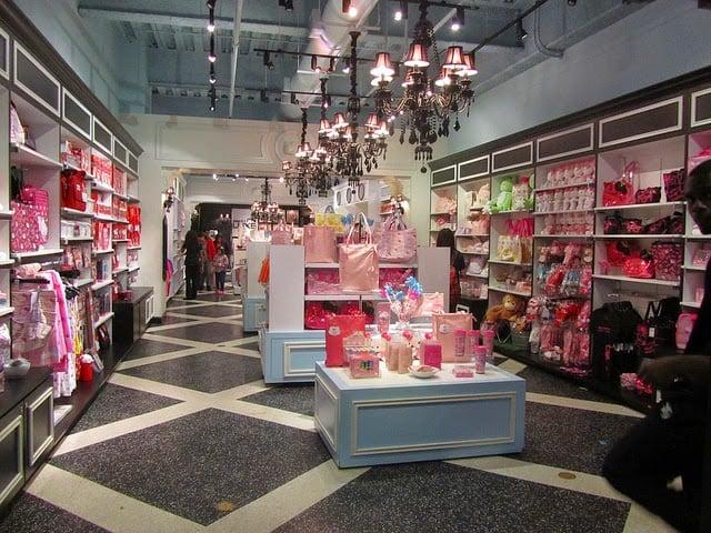 Loja Sanrio Luxe da Hello Kitty em Nova York (fechada)