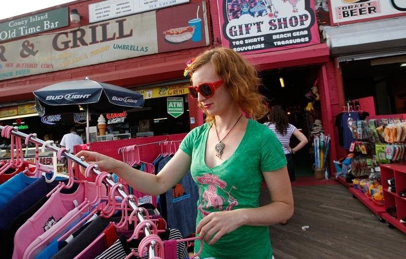 Loja Lola Star Souvenir Boutique em Nova York