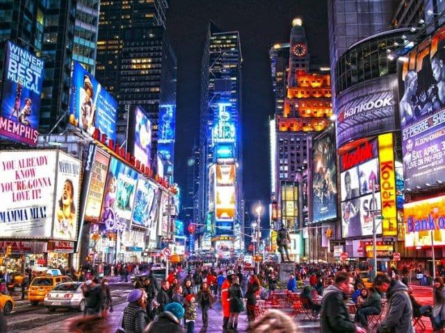 Aeroportos em Nova York   Qual a melhor escolha?