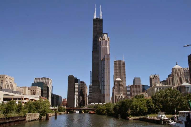 Willis Tower em Chicago