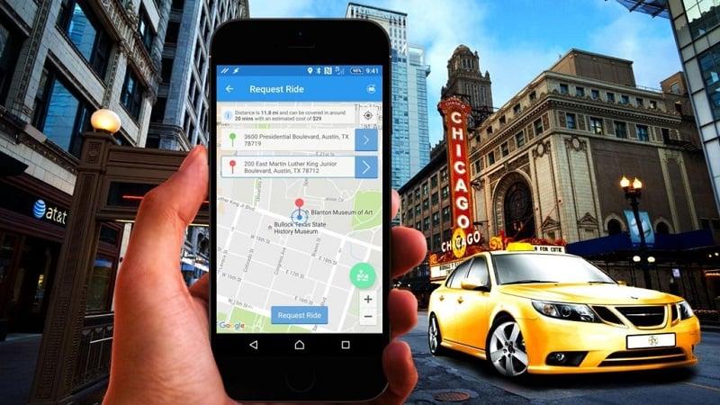 Dica importante do celular em Chicago
