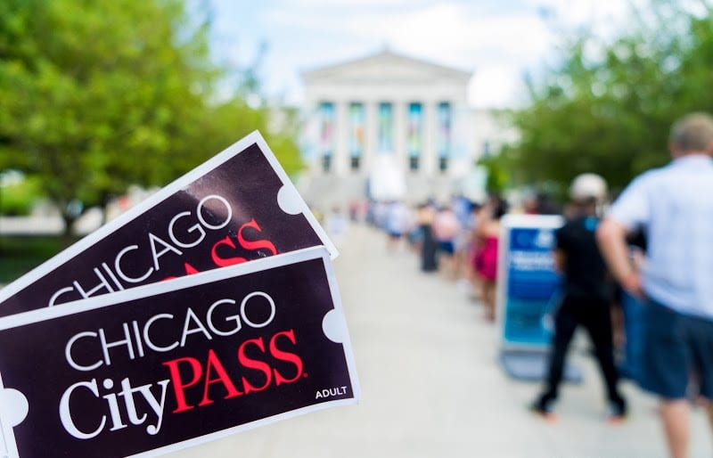 Como comprar e usar o Chicago City Pass