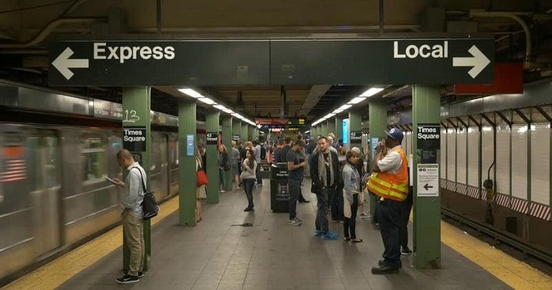 Estações do metrô de Nova York