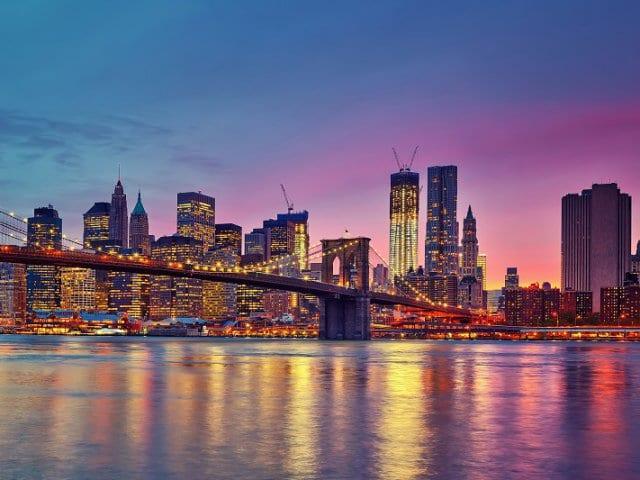 Feriados em Nova York em 2018