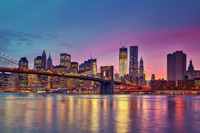 Feriados de 2015 em Nova York