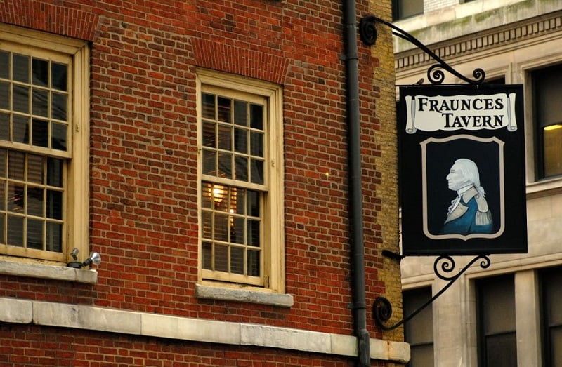História da Fraunces Tavern