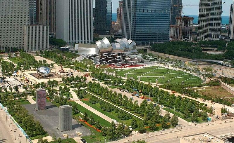 História do Millenium Park