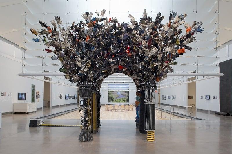 História do Museu do Queens