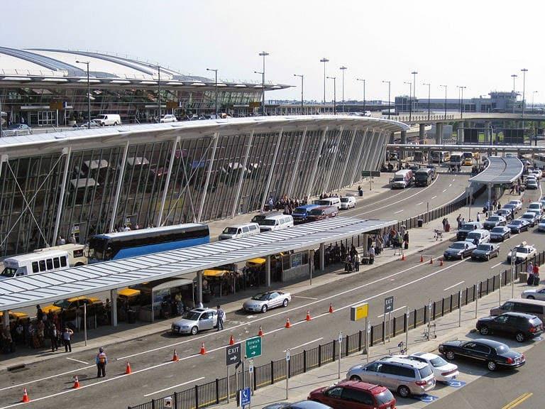 Aeroporto JFK em Nova York