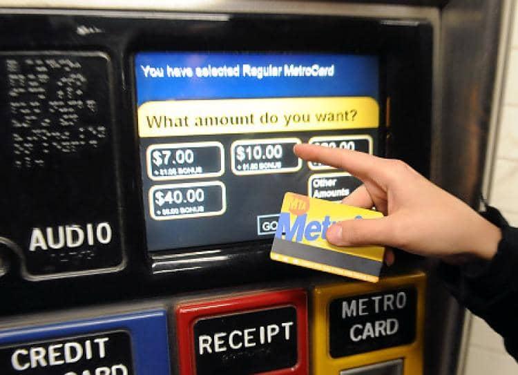 Quanto custa o metrô de Nova York e o MetroCard