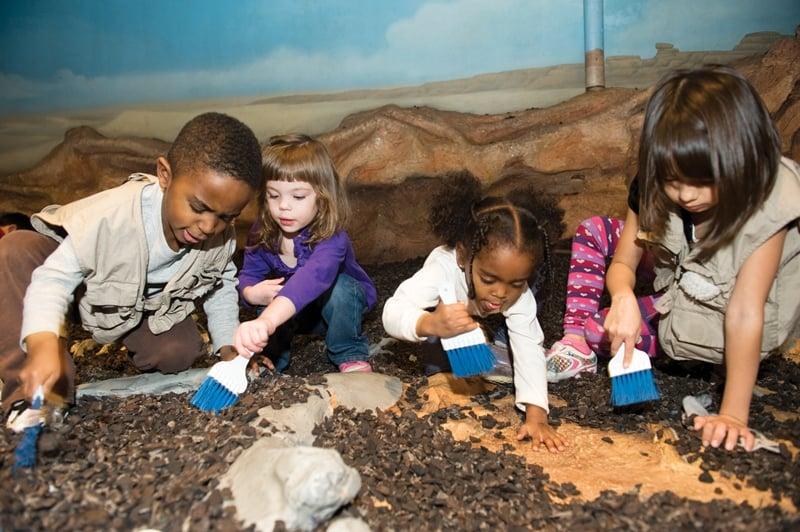 Atrações do Museu das Crianças