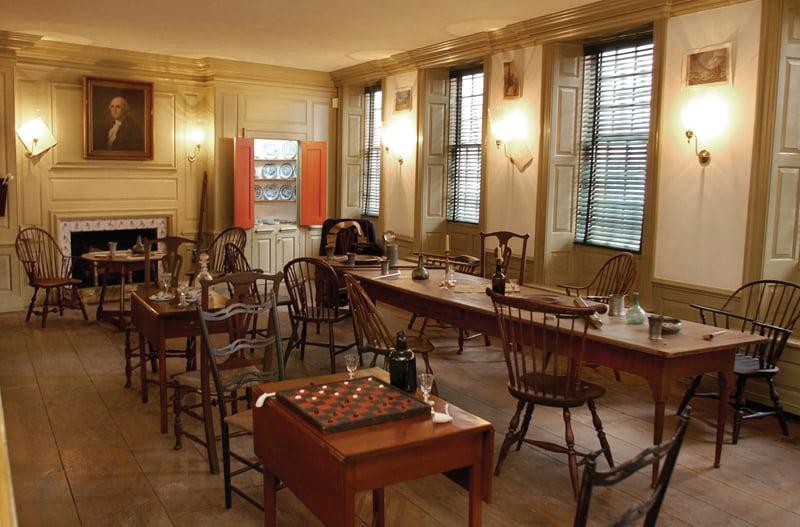 Museu da Fraunces Tavern