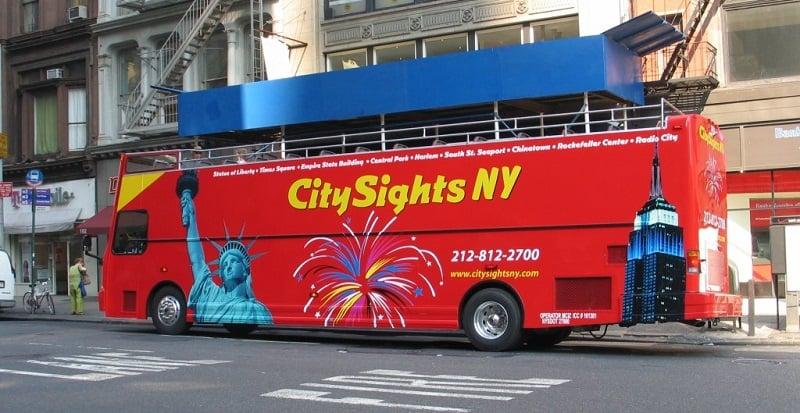 City Sights NY em Nova York