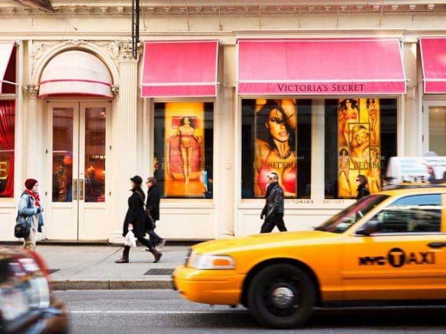 Lojas Victoria's Secret em Nova York