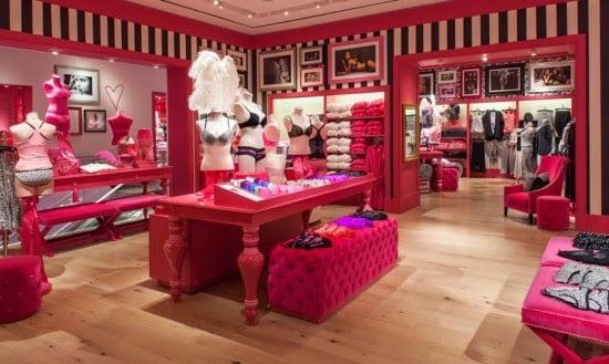 Victoria's Secret Nova York Calcinhas Sutias