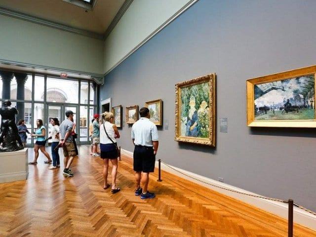 Museu Art Institute of Chicago