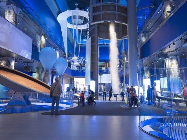 Museu da Ciência e da Indústria em Chicago