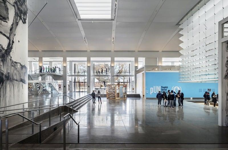 Visita ao Museu do Queens