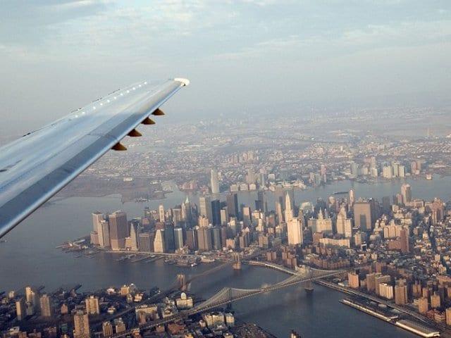 Voos do Brasil para Nova York