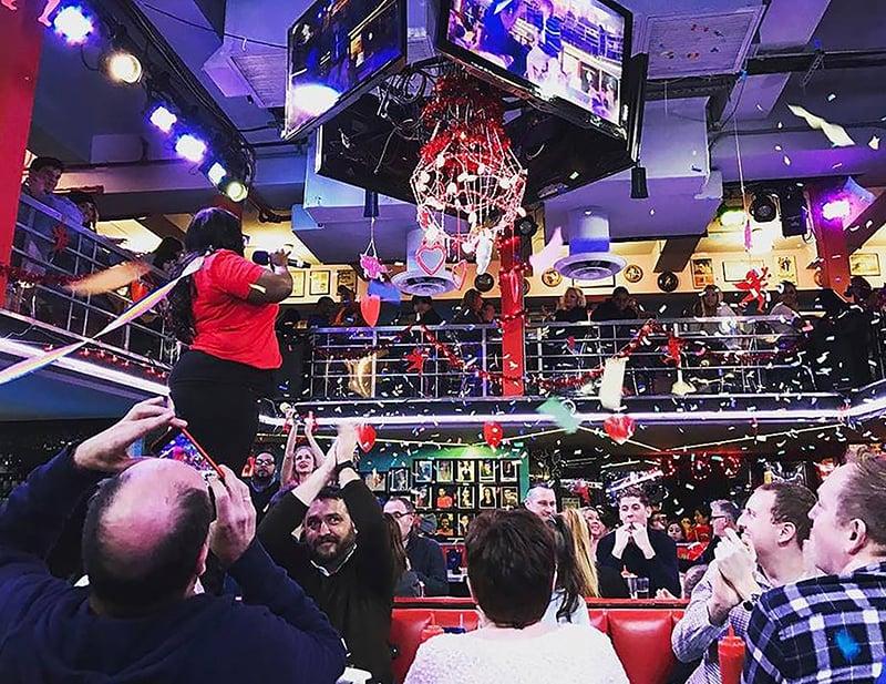 Ellen's Stardust Diner em Nova York
