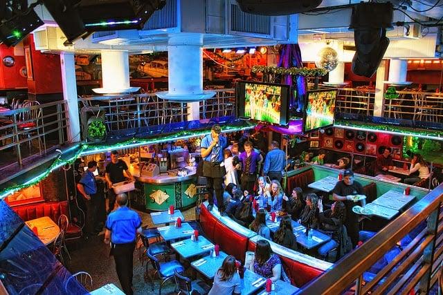 Restaurante Ellens Stardust Diner em Nova York