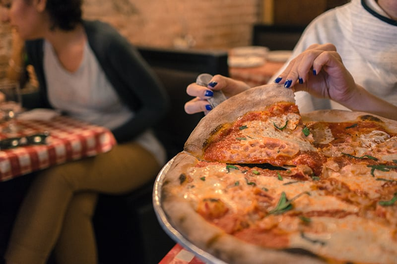 Pizzaria Lombardi's em Nova York