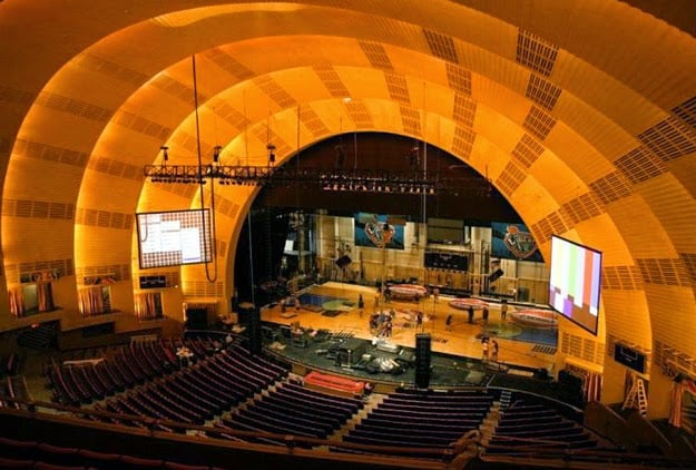 Radio City Music Hall em Nova York | Teatro e cinema