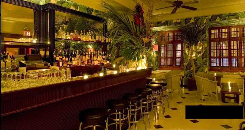 Restaurante Indochine em Nova York