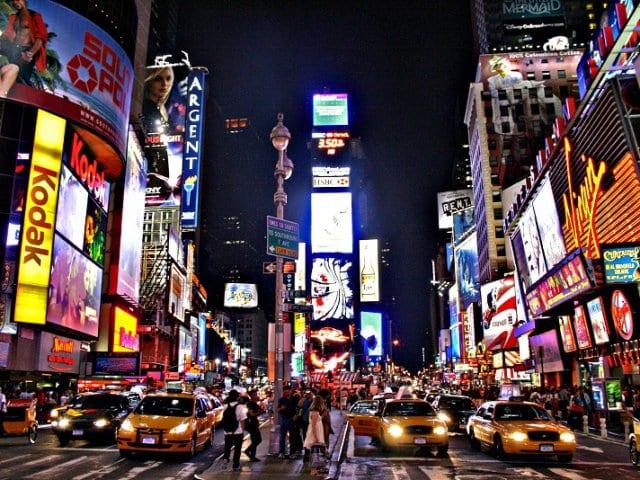 O que fazer à noite em Nova York