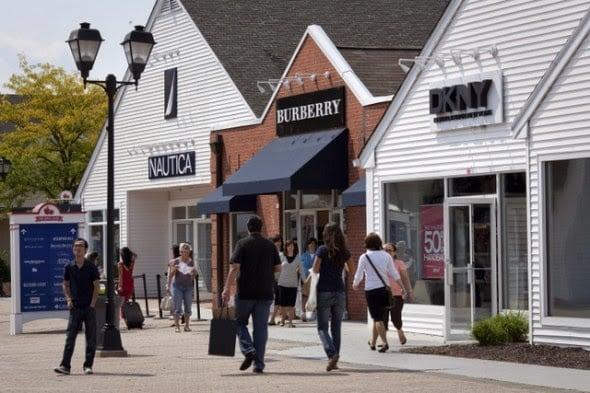 Woodbury Common Premium Outlets em Nova York